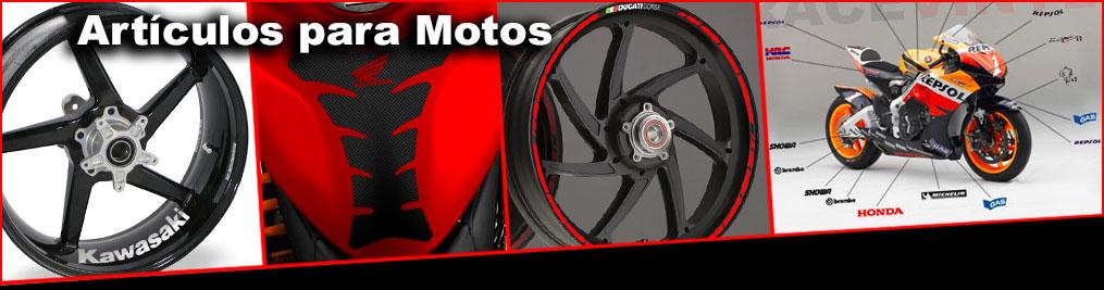 Kit de adhesivos y accesorios para motos Racevinyl