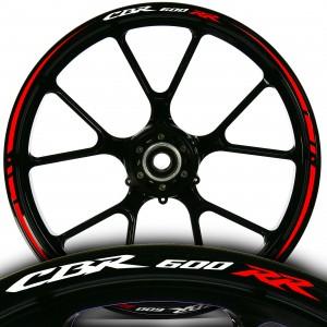 Llanta CBR 600RR Ebay Rojo