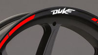 _Miniatura Racevinyl KTM Duke Superduke super duke pegatinas adhesivos llanta vinilo rim sticker stripes moto copy