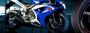 Pegatinas para llantas Racevinyl con logo Suzuki