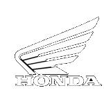 Racevinyl Honda Logo