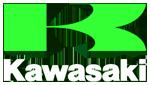 logotipo kawasaki