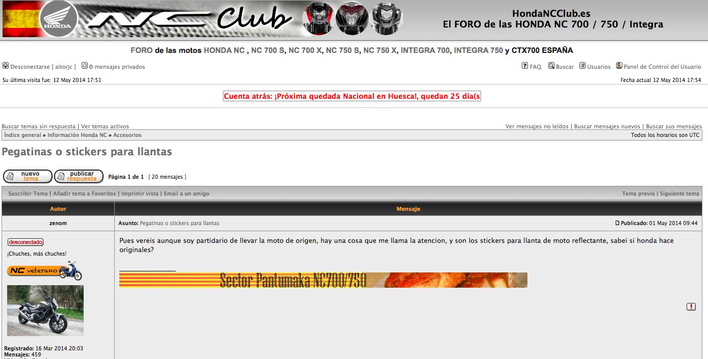 Honda NC Club