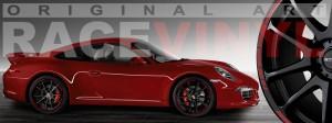 Racevinyl Porsche 911 carrera s cayenne panamera boxter vinilo burdeos