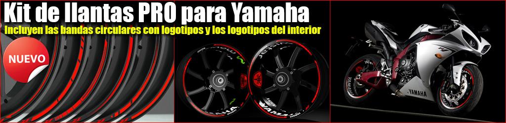 Kit Pegatinas Pro Yamaha Movistar
