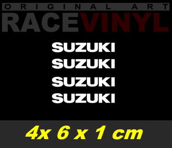 logo suzuki 6x1