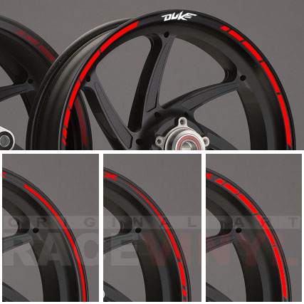 _Racevinyl KTM Duke Superduke super duke pegatinas adhesivos llanta vinilo rim sticker stripes moto