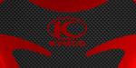 Tank pad CITY logo marca Kymco