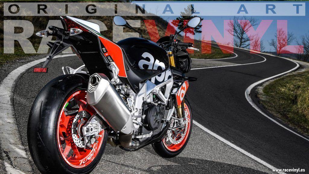 Aprilia Tuono V4 Factory R pegatinas Kit PRO racevinyl
