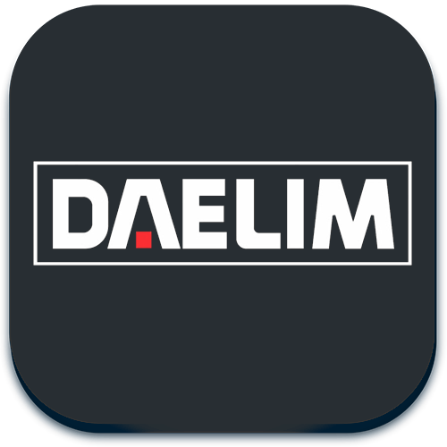 Pegatinas para Daelim
