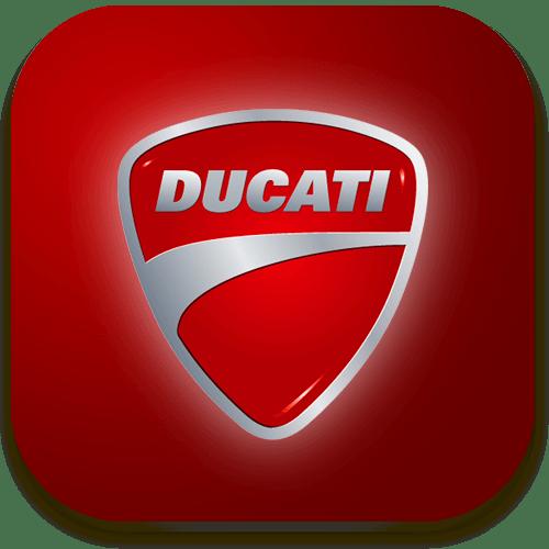 Pegatinas para Ducati