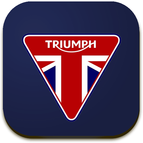 Pegatinas para Triumph