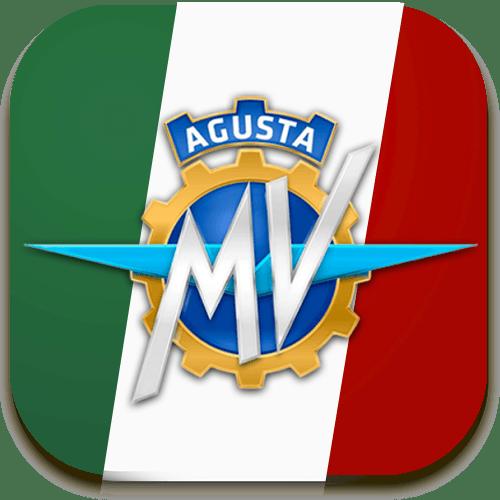 Pegatinas para MV Agusta