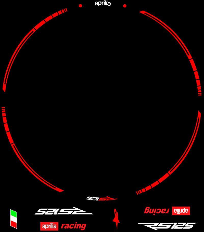Contenido Kit Pro Aprilia RS125