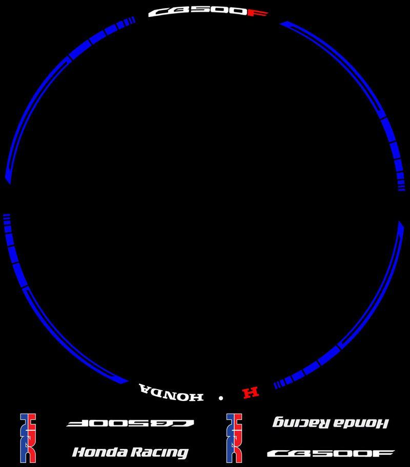 Contenido kit PRO Honda CBR 500F