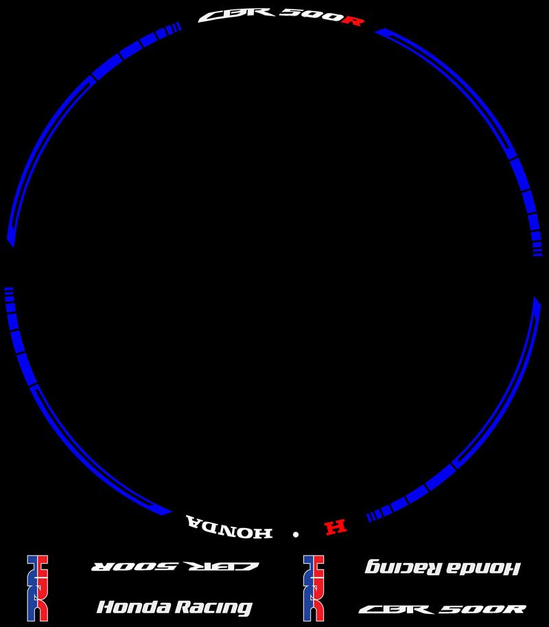 Contenido kit PRO Honda CBR 500R