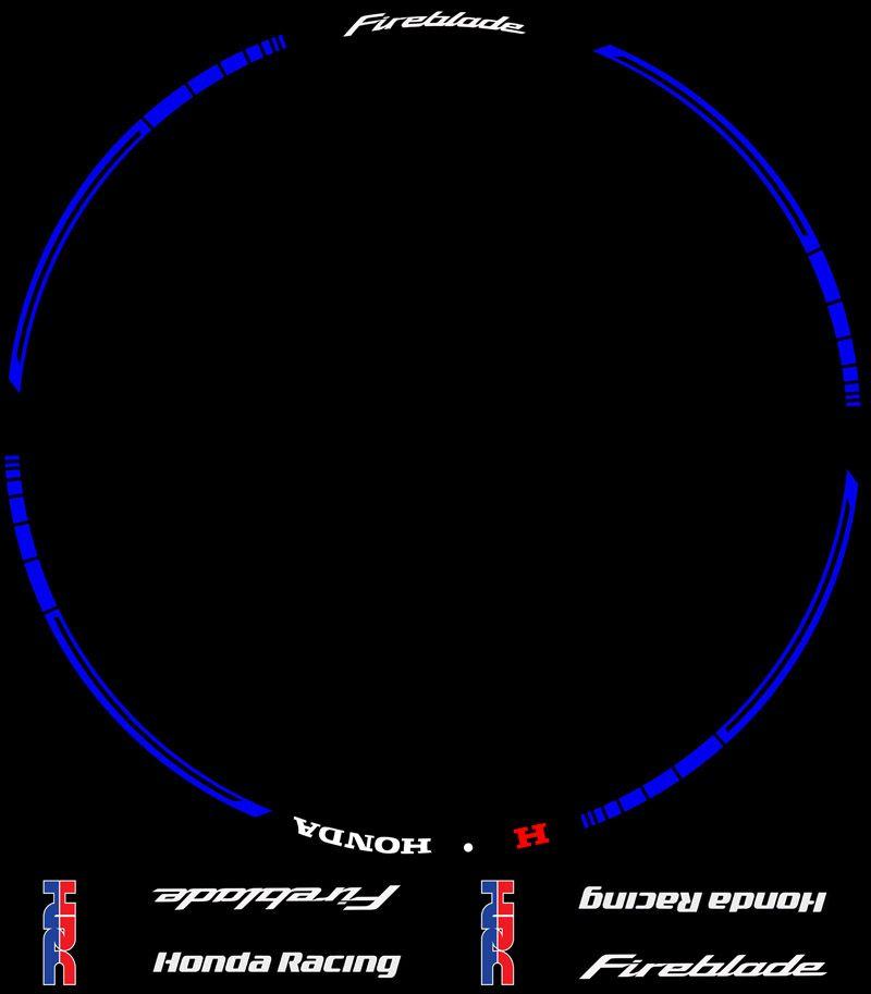 Contenido kit PRO Honda Fireblade