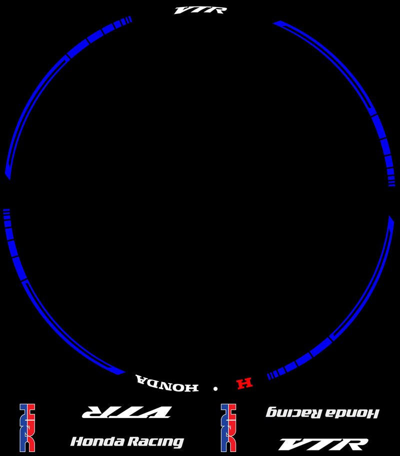 Contenido kit PRO Honda VTR