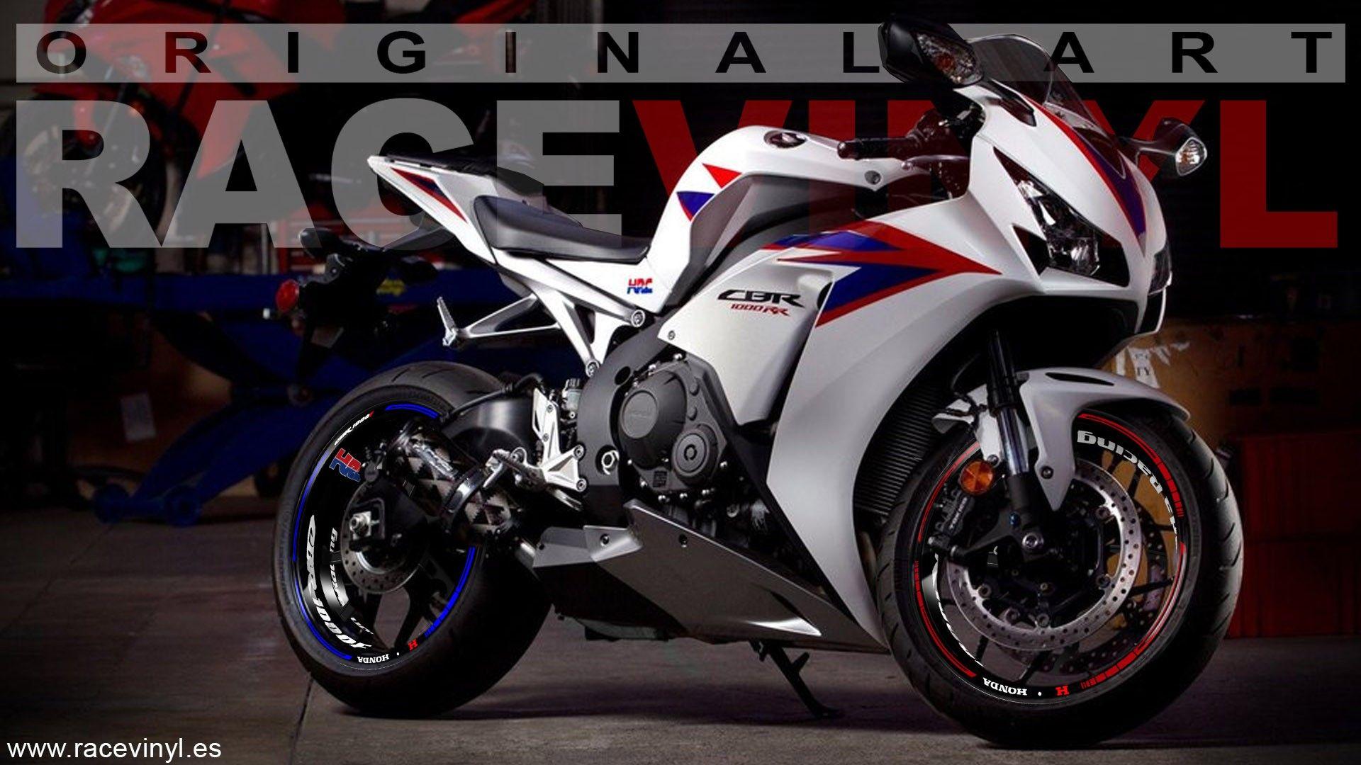 Honda-CBR-1000RR-pegatinas-para-llantas-KIt-PRO-HRC-Racing-bicolor