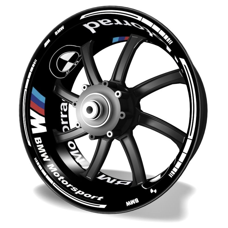 Kit PRO Diseño Exclusivo BMW Motorsport M vinilos adhesivos