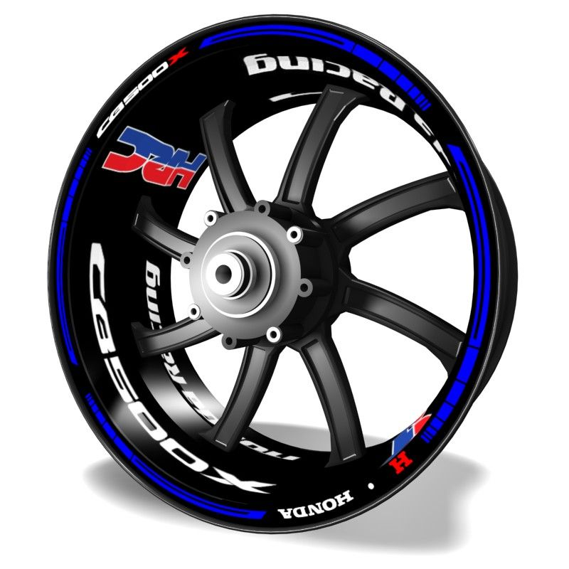 Vinilos Kit PRO Honda CB500X adhesivos y pegatinas para llantas