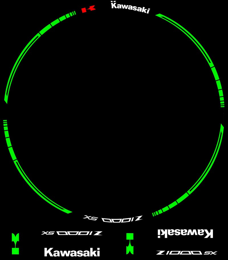 Contenido Kit PRO Kawasaki Z1000SX