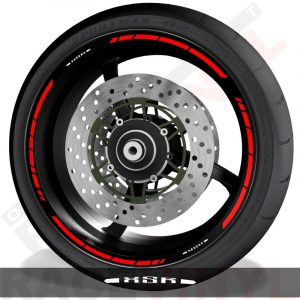Vinilos y accesorios para motos perfil de llantas Yamaha XSR speed